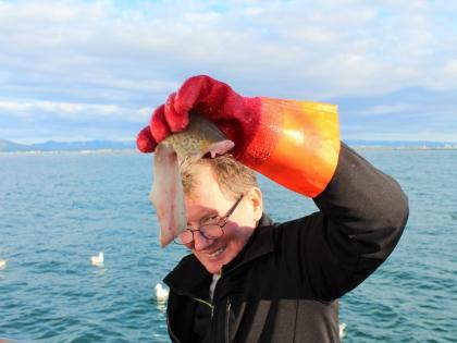 Сигги-флаккари, морская рыбалка в Исландии, фото Стасмир, photo Stasmir