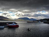 Акюрейри, Eyjafjörður, Эйя-фьорд, каяк