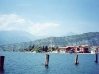 lake garda in 1998, Озеро Гарда давно в году 1998, фото Стасмир, Photo Stasmir