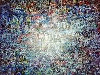 wall of love in verona, стена любви у домика Джульеты в Вероне, фото Стасмир, photo Stasmir