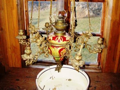 внутри парадного домика в краеведческому музее Скоугар, photo Stasmir, фото Стасмир, Skógar