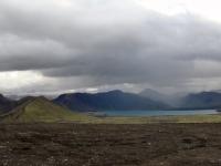 Вулканическое озеро Hnausapollur недалеко от Landmannalaugar_ Photo Stasmir, Фото Стасмир, Фото Станислав Смирнов, Photo Stanislav Smirnov