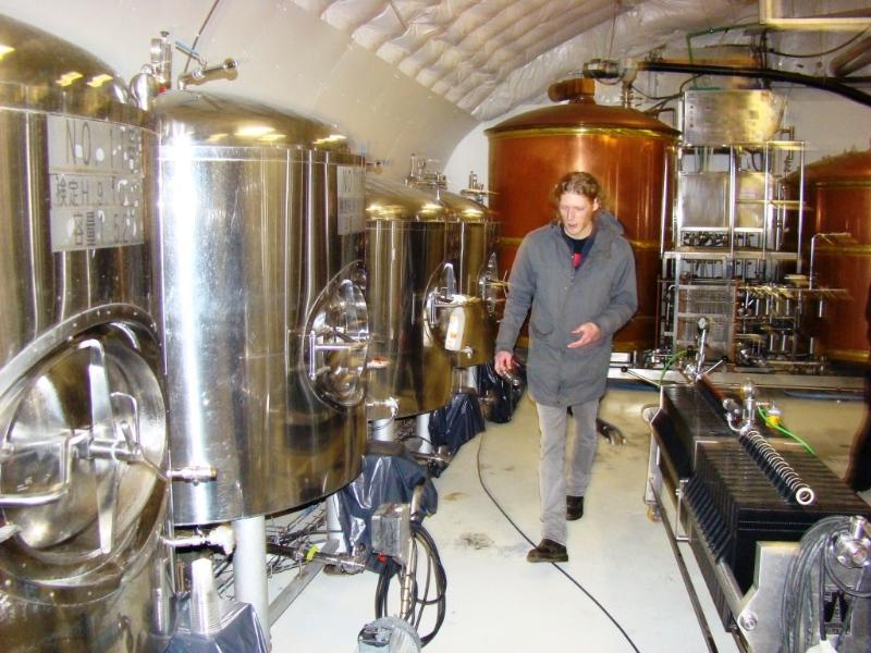 philipp the brew master at stedji