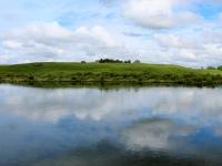 Миватн, озеро Миватн, Брильянтовой кольцо Исландии, Хёфди, Höfði, Photo Stasmir