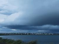 Селтьярнарнес, маяк, Рейкьявик, Хёвудборгарсвайдид, Исландия, старая аптека, птицы Исландии, крачки, Photo Stasmir