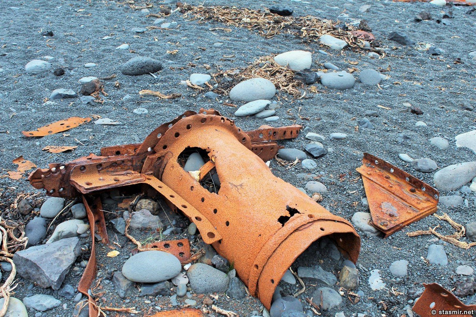 Dritvík, Epine Trawler, Залив Дритвик, остатки британского траулера, Снайфедльснес, Западная Исландия, photo Stasmir