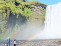 Skógafoss, Скоугафосс, Южная Исландия, экскурсия Южный Берег, photo Stasmir