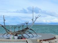 Sólfarið, Jón Gunnar Árnason, скульптура SUN VOYAGER, Стасмир, Stasmir