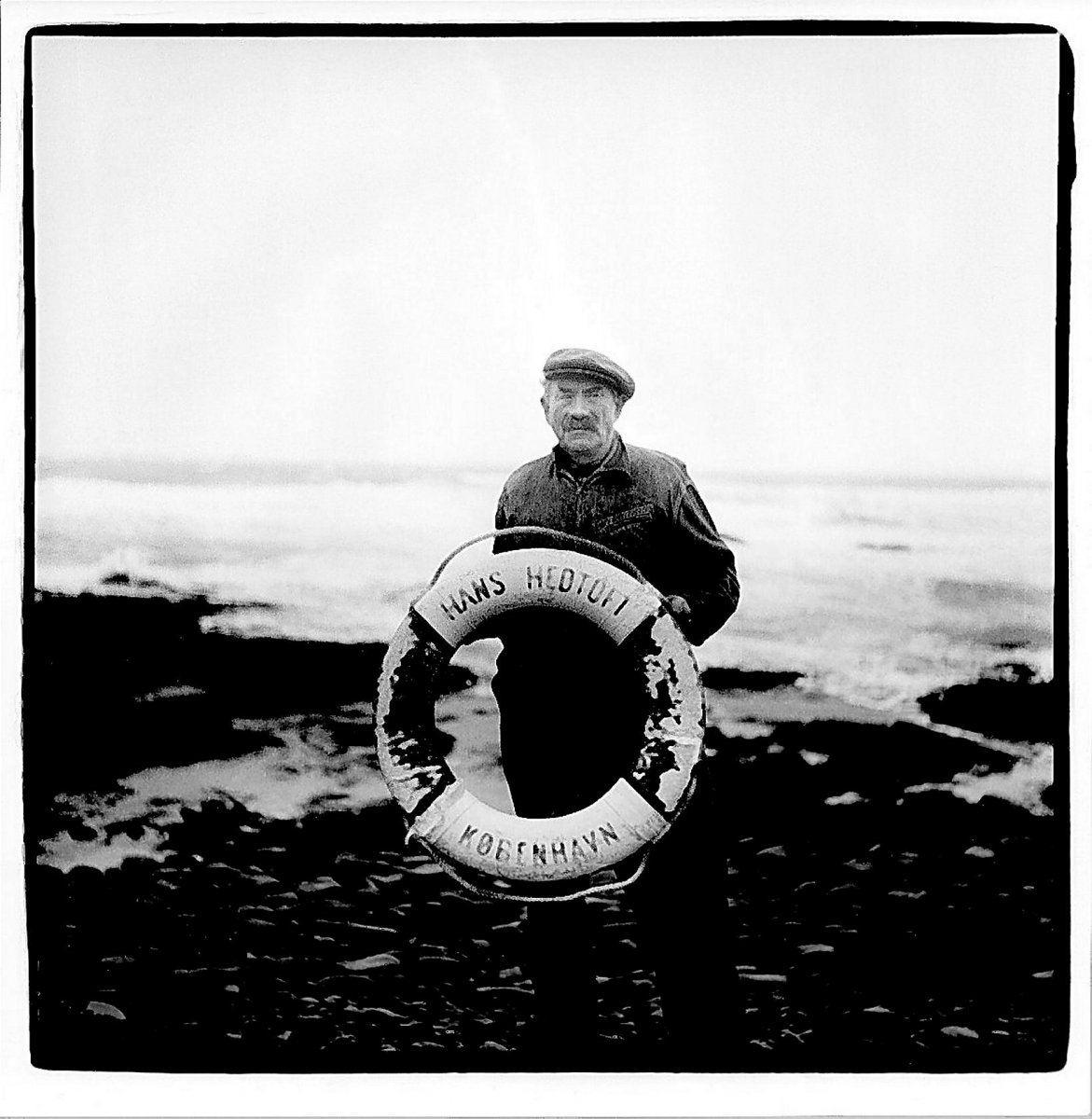 Magnus Haflidason 7 October 1959. Photo Mbl, автор Olafur K Magnusson