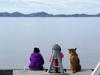 Гренландия, Нуук, в погожий летний день, фото Стасмир, Photo Stasmir