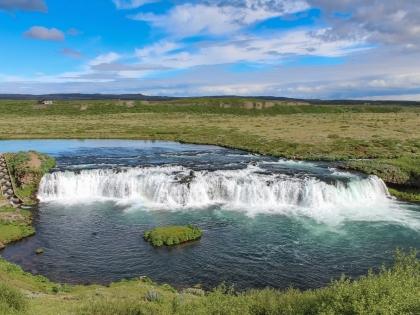 Золотое кольцо Исландии