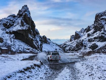 Лес Тора. Джип-сафари и пикник среди величия первозданной Исландии