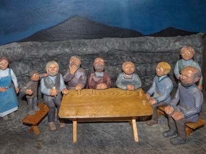 Серебряное кольцо Исландии. The Settlement Centre in Borgarnes
