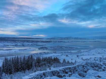 Золотое кольцо Исландии. Национальный парк Тингведлир