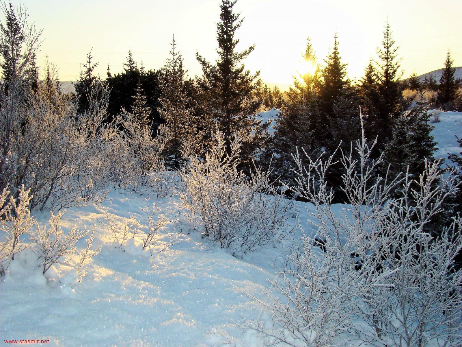 Зимняя Исландия,  фото Стасмир,  photo Stasmir, Heiðmörk