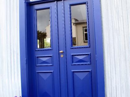 Двери Рейкьявика из серии Летняя Исландия, фото Стасмир, photo Stasmir
