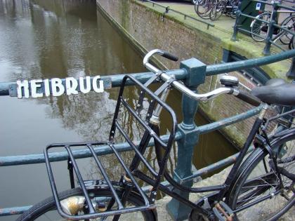 велосипед в Амстердаме, Голландия, фото Стасмир, photo Stasmir