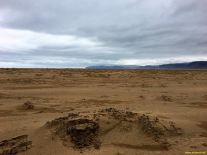 Вестфирдир. Карсные пески. Фото Стасмир. Photo Stasmir