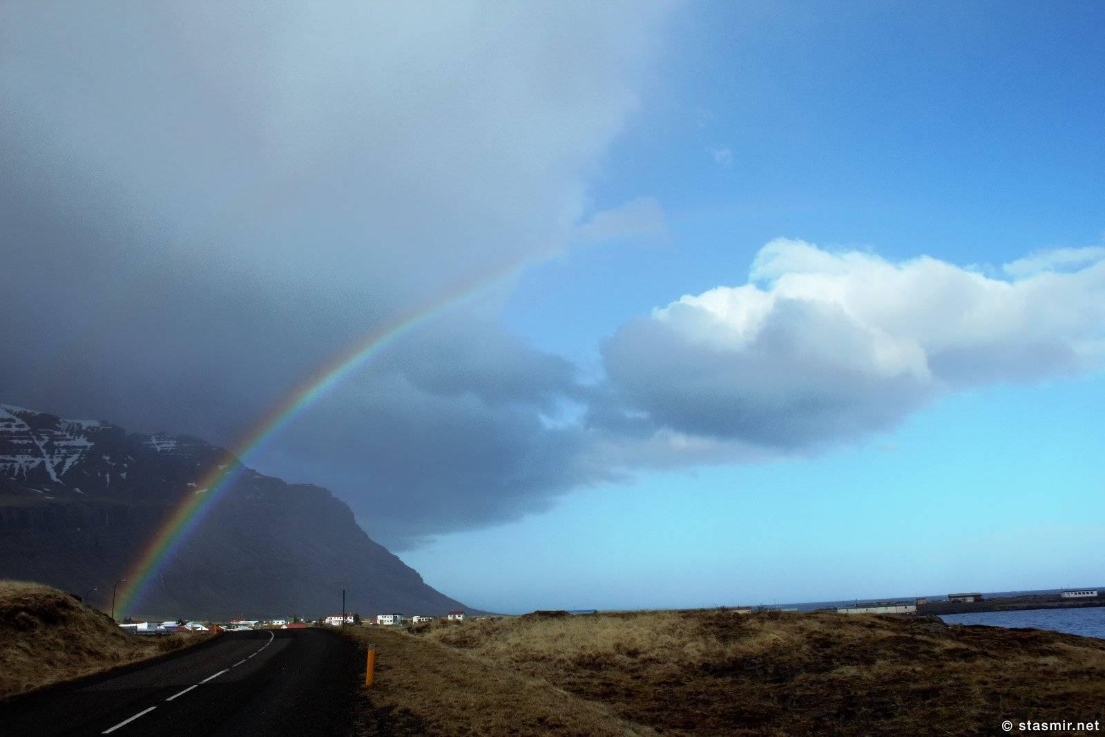 красивый трекинг в Восточных Фьордах, виды океана, фото Стасмир, Photo Stasmir