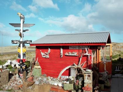 мастерская Вильмюндюра в Дьюпивогюре, фото Стасмир, photo Stasmir