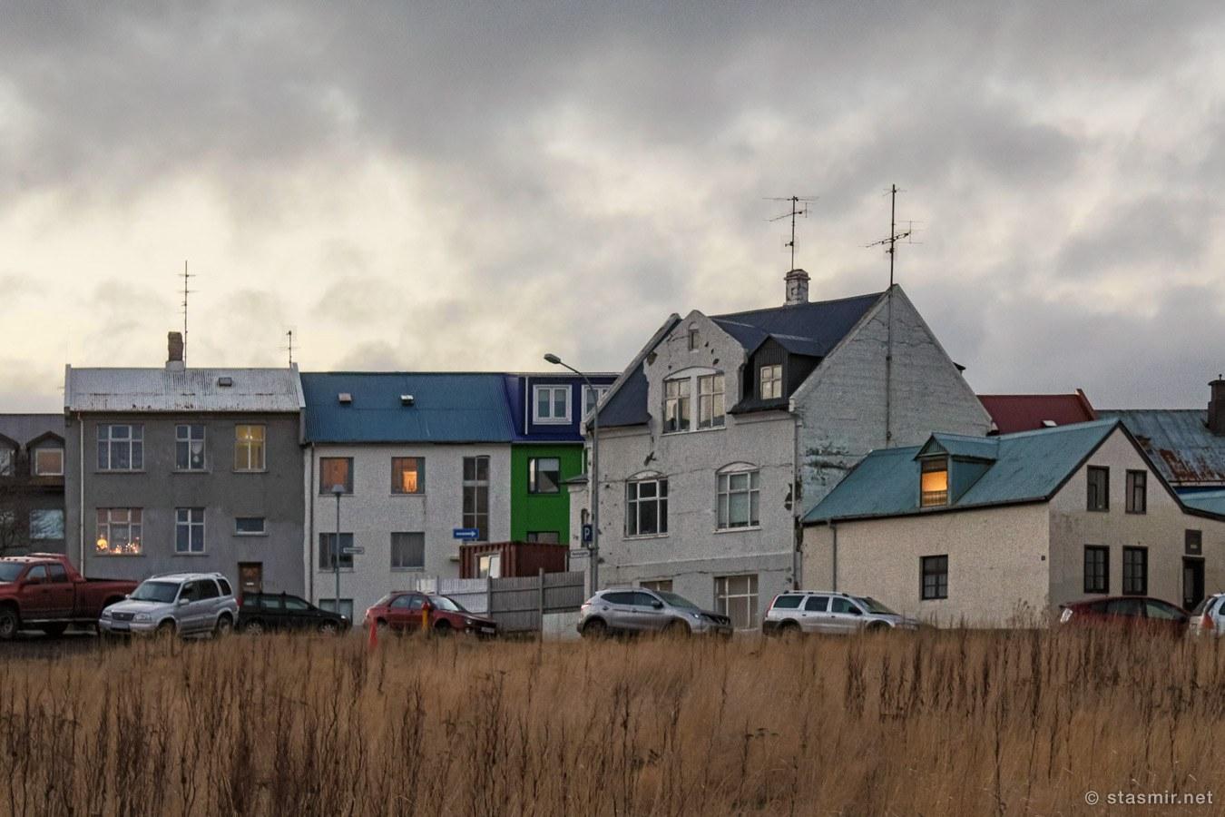 Iceland, Reykjavík, Vesturbær, Западный Рейкьявик, Экскурсия по городу, stasmir, стасмир