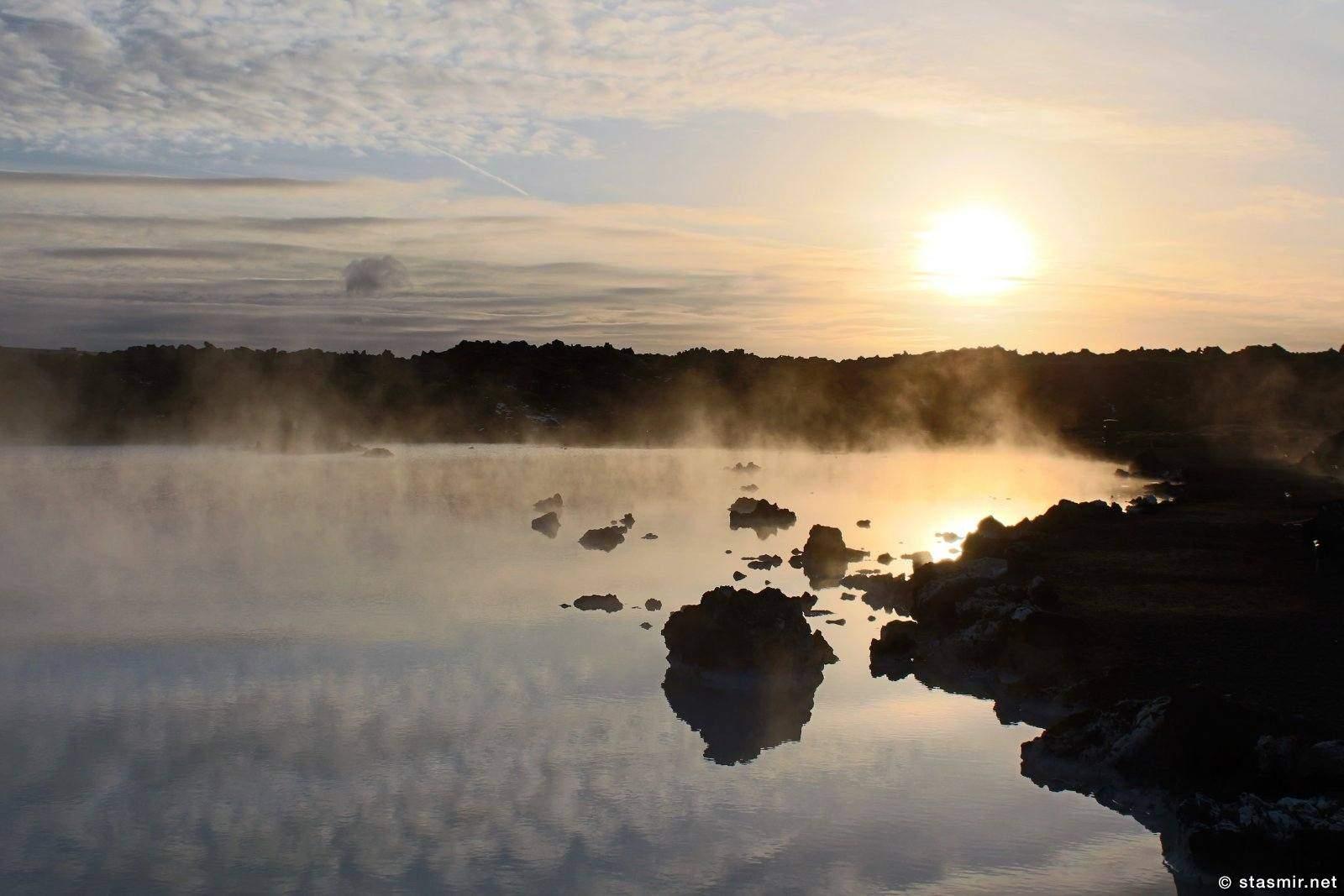 Bláa Lónið, Blue Lagoon, Голубая лагуна, фото Стасмир, photo Stasmir
