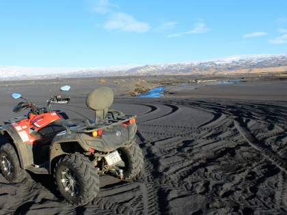 Зимняя Исландия: тур на квадрах по Южному Берегу, фото Стасмир, photo Stasmir