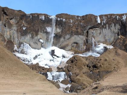 Зимняя Исландия по пути к Ледниковой Лагуне, фото Стасмир, Photo Stasmir