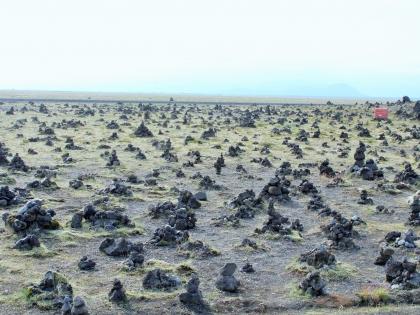Laufskálavarða, Katla Georpartk, вулкан Катла, Лёйфскаулаварда, Геопарк Катла, Южная Исландия, Photo Stasmir, фото Стасмир