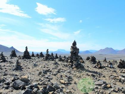 Северная Исландия, Варда, пирамидки, пирамиды из камней, Регион Север, Photo Stasmir, фото Стасмир