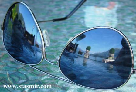 Очки. Италия, озера, Озеро Комо