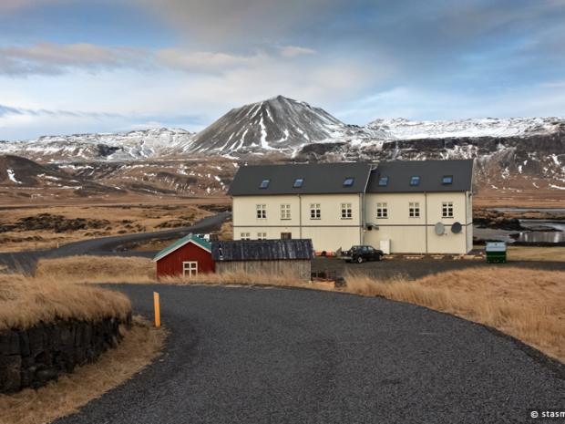отель «Búðir»