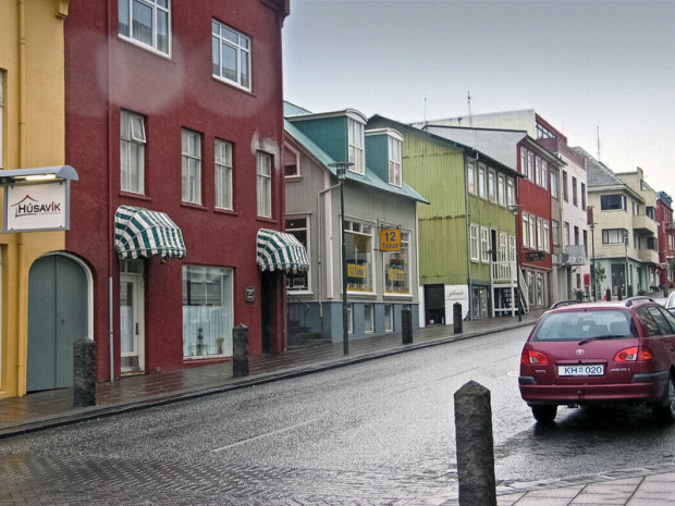 Улица Скоуловордюстигюр — место для покупки ювелирных изделий в Рейкьявике
