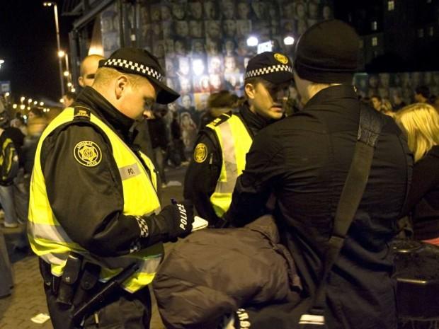 Исландская полиция