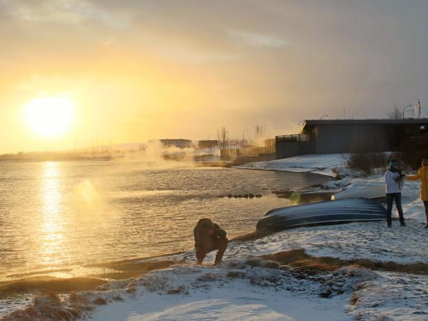 Лёйгарватн, Исландия