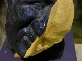 португальская скульптура в Пуртиман - regret that I don't remeber the sculptor, photo Stasmir, фото Стасмир. Thank You!