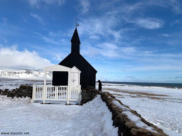 Búðarkirkja photo Stasmir, фото Стасмир