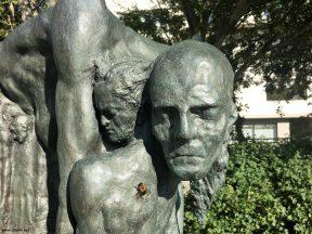 скульптура Einar Jonsson, photo Stasmir, фото Стасмир