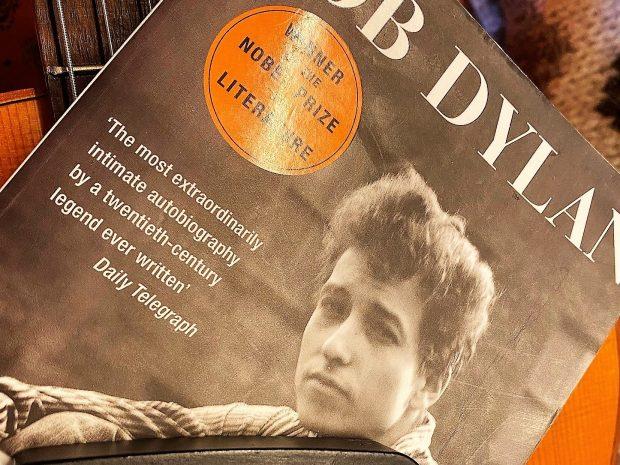 Bob Dylan Chornicles with a capo, photo Stasmir, фото Стасмир